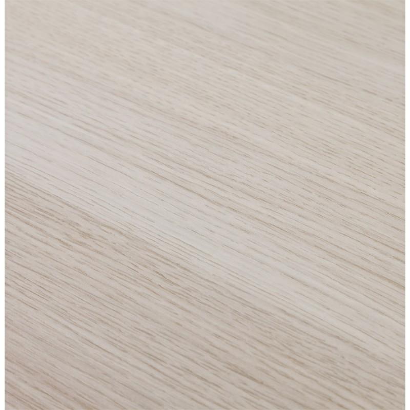 Plateau de table JASMINE carré en bois (68cmX68cmX5cm) (naturel) - image 17560
