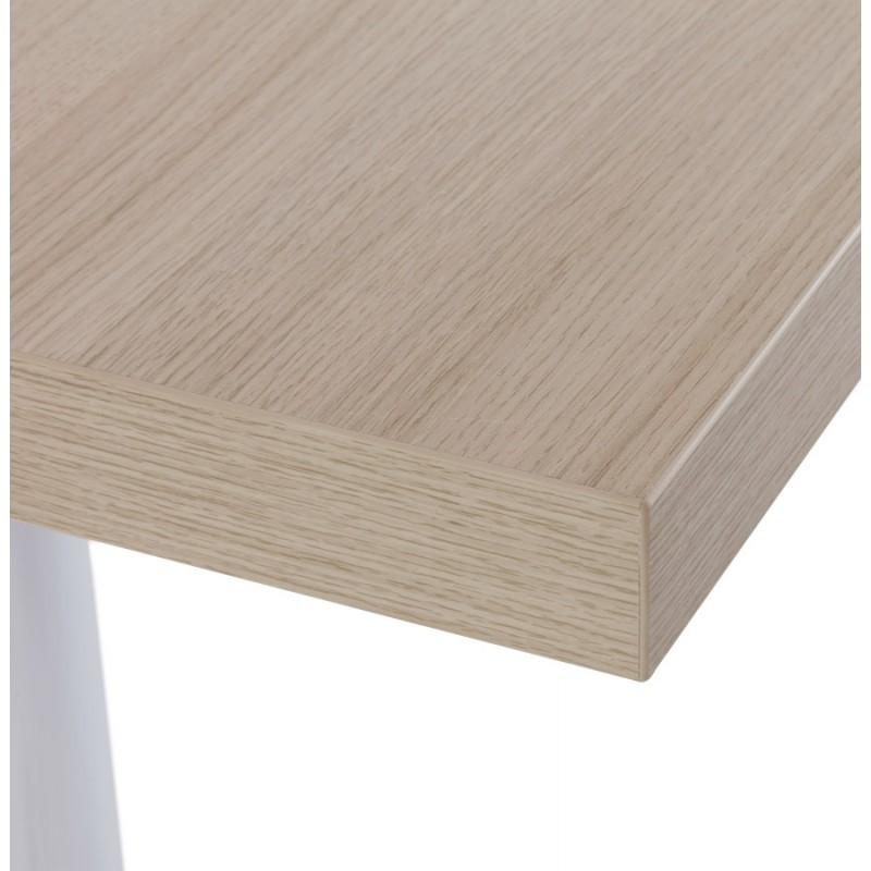Plateau de table JASMINE carré en bois (68cmX68cmX5cm) (naturel) - image 17562