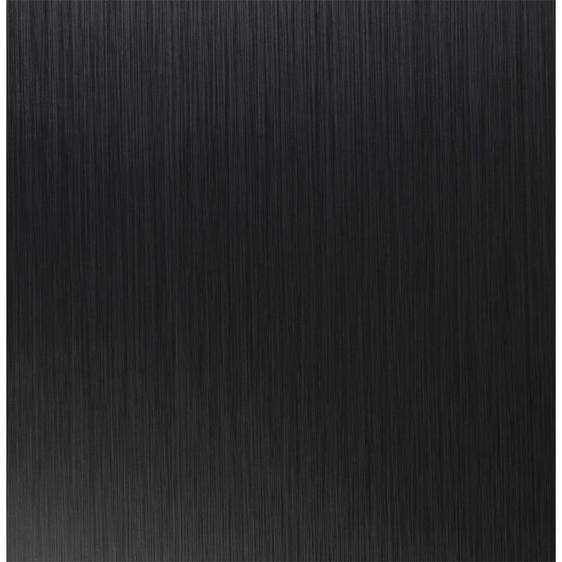 Plateau de table carré ROSA en bois ou dérivés (70cmX70cmX3cm) (noir) - image 17574