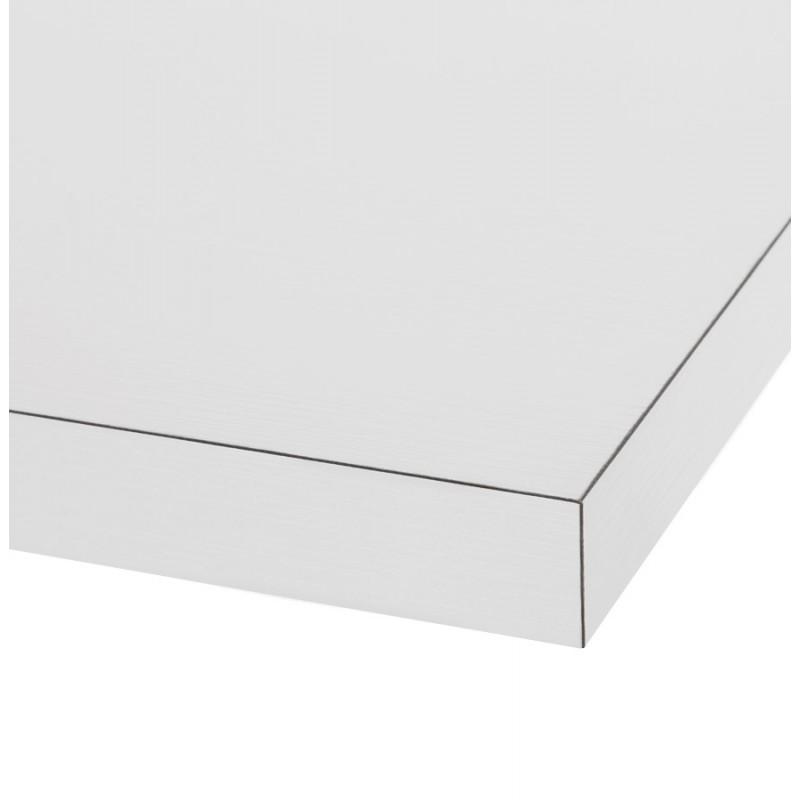 Plateau de table ROSA en bois ou dérivés (70cmX70cmX3cm) (blanc) - image 17587