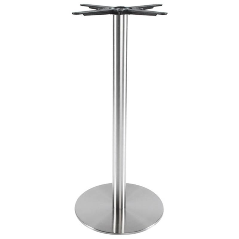 Pied de table WIND rond sans plateau en métal (50cmX50cmX110cm) (acier) - image 17663