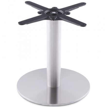 Round Table leg BIZ metal (40cmX40cmX44cm) (steel)