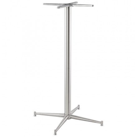 Table leg VERON shape Cross metal (70cmX70cmX113cm)