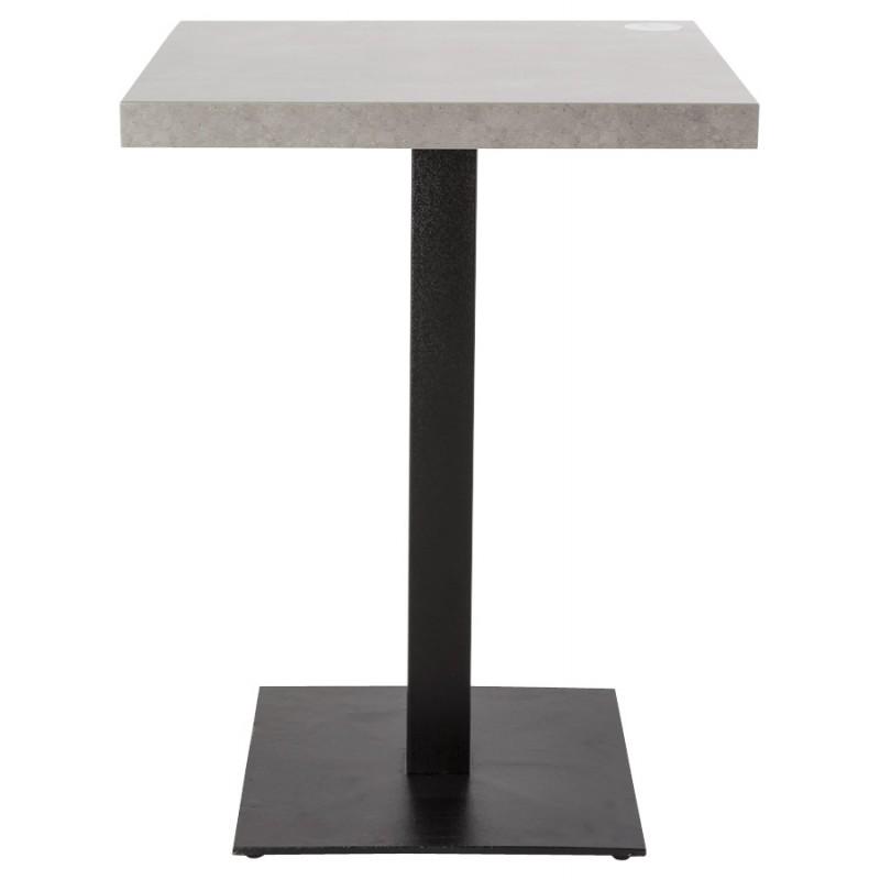 pied de table noir 28 images pied de table pary carr. Black Bedroom Furniture Sets. Home Design Ideas