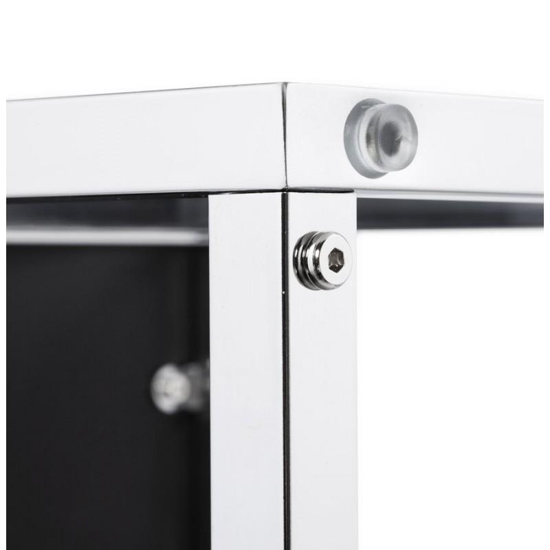 KVADRA side table wooden or derived (black) - image 17837