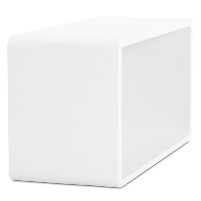 Mesa laca RECTO madera (MDF) (blanco) - image 17928