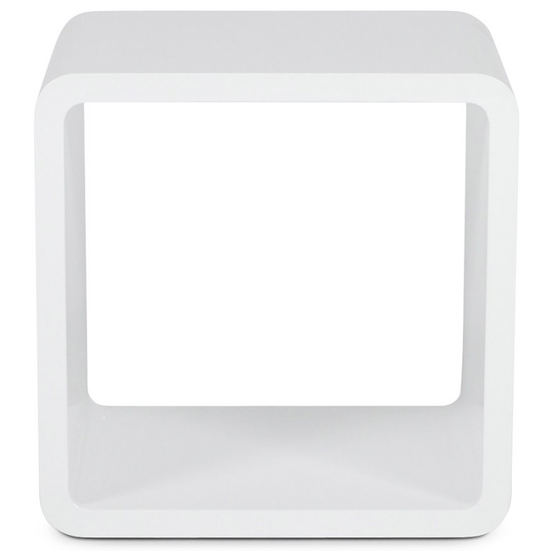 Cube to use VERSO wooden (MDF) lacquer (white) - image 17934
