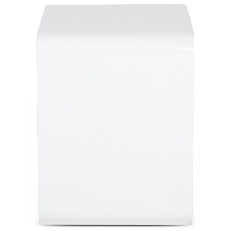 Cube to use VERSO wooden (MDF) lacquer (white) - image 17935