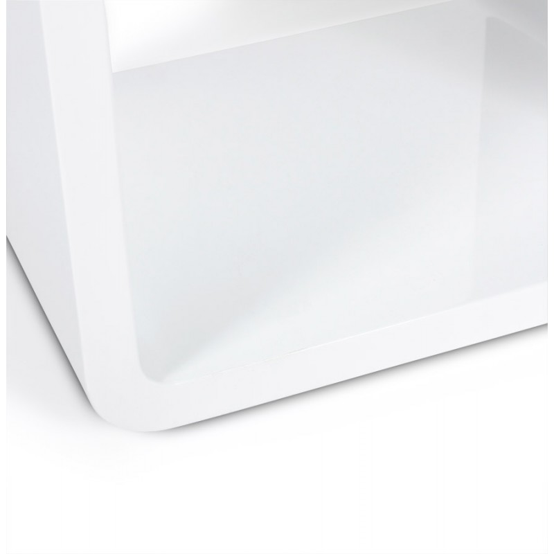 Cube to use VERSO wooden (MDF) lacquer (white) - image 17938
