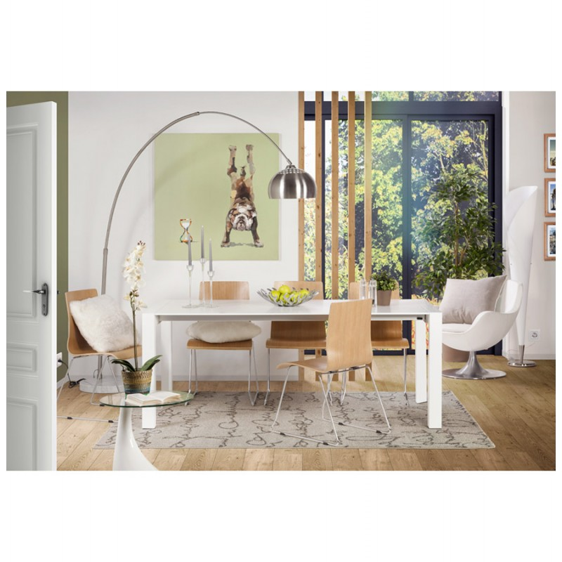 Console or table TARN tempered fiberglass (white) - image 17960