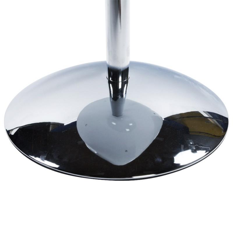 Fauteuil design RHIN en ABS (polymère à haute résistance) (noir et blanc) - image 18334