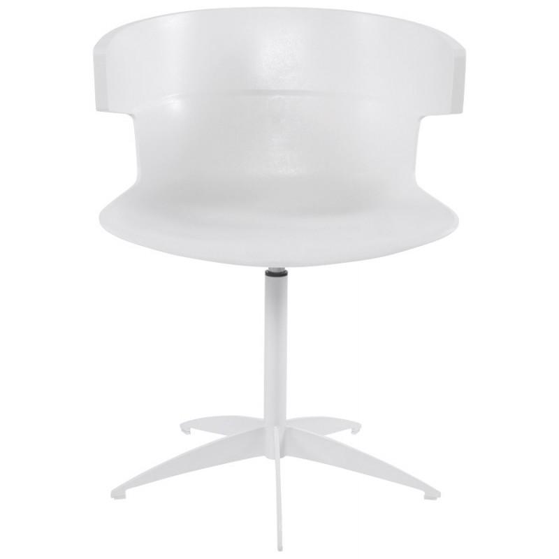 Fauteuil design LOT en ABS (polymère à haute résistance) (blanc) - image 18383