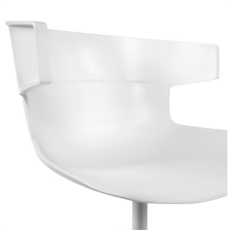 Fauteuil design LOT en ABS (polymère à haute résistance) (blanc) - image 18386