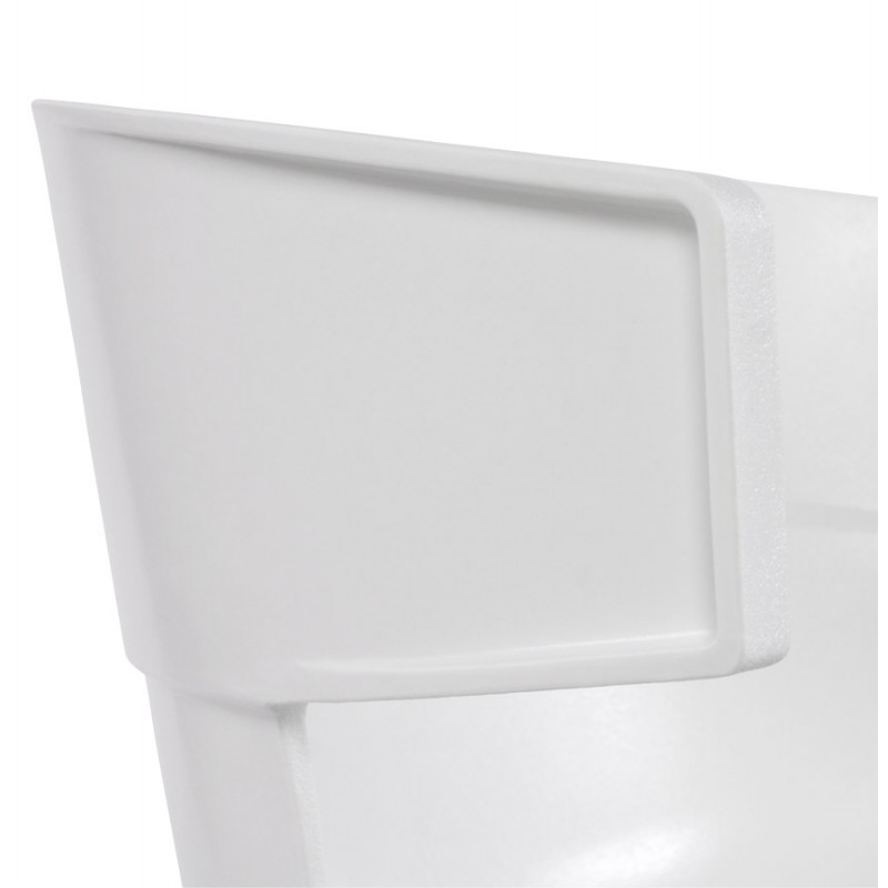 Fauteuil design LOT en ABS (polymère à haute résistance) (blanc) - image 18388