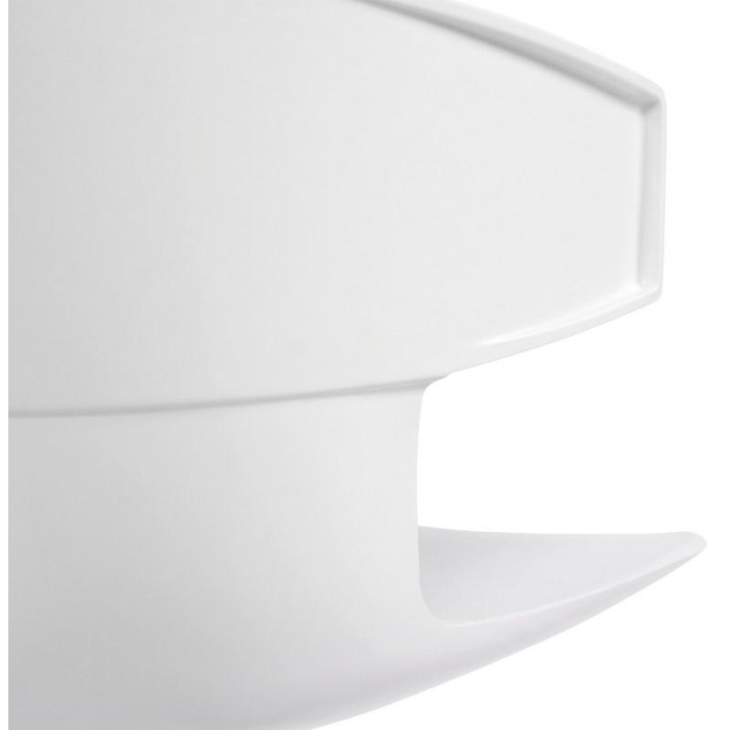 Fauteuil design LOT en ABS (polymère à haute résistance) (blanc) - image 18389
