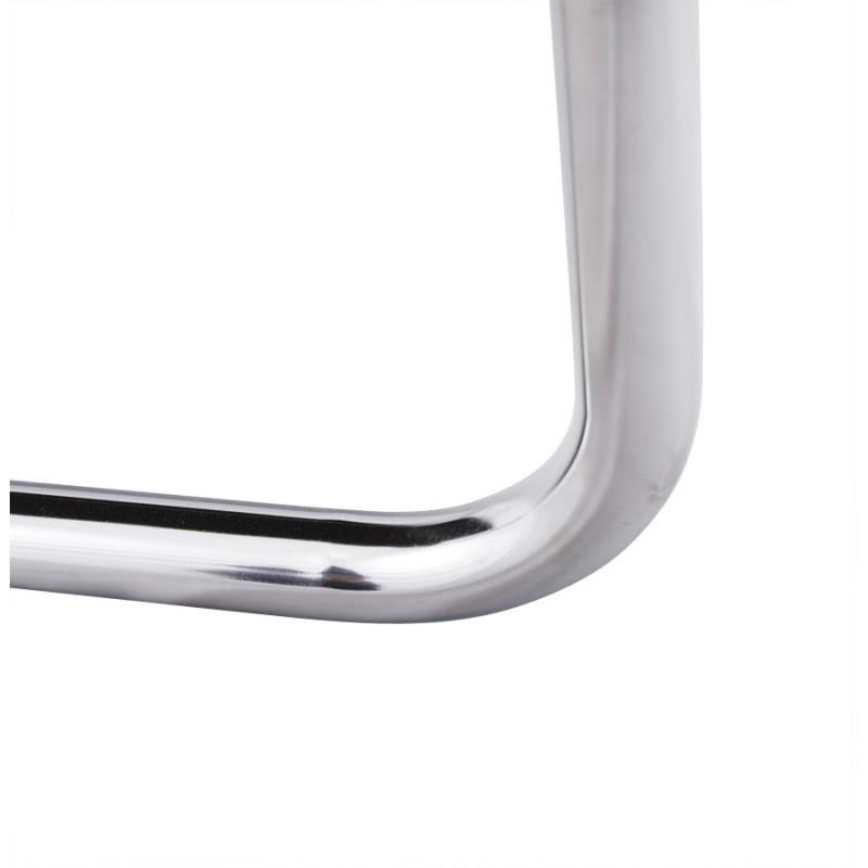 Design lounge Sessel ISERE polyurethan (braun) - image 18399