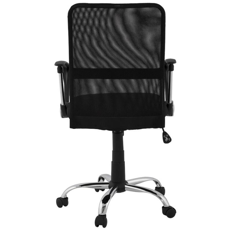 Office Chair CORDON (adjustable) textile (black) - image 18517