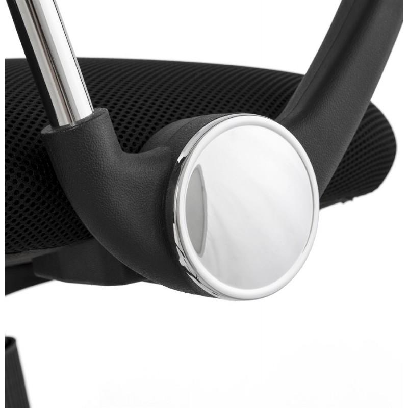 Office Chair CORDON (adjustable) textile (black) - image 18520