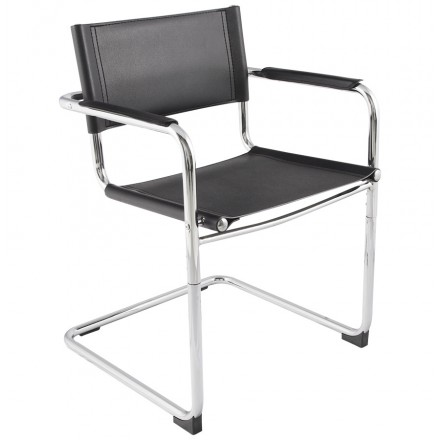 Design office chair TAHITI (black)