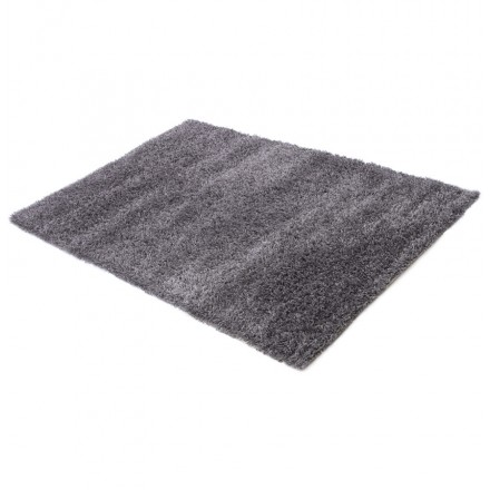 Contemporary Rugs model large rectangular MADAGASCAR (160 X 230) (grey)