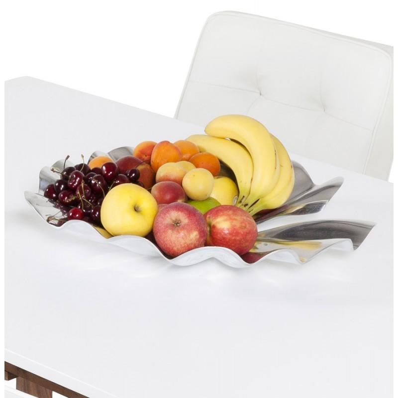 corbeille fruits princesse en aluminium aluminium. Black Bedroom Furniture Sets. Home Design Ideas