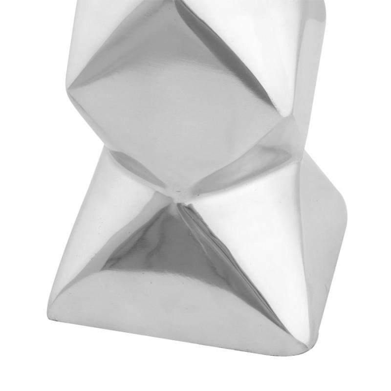 Original vase DIAMANT aluminium (aluminum) - image 19927