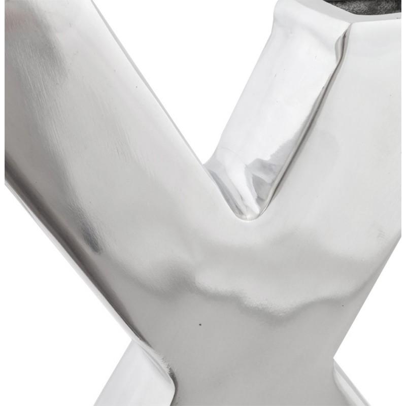 Vase original CROIX en aluminium (aluminium) - image 19936