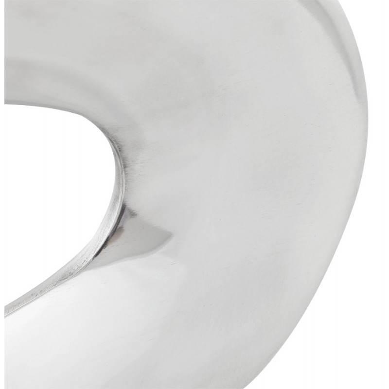 Vase contemporain HUEVO en aluminium (aluminium) - image 20023