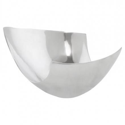 Papierkorb-Multifunktions-BOL aus Aluminium (Aluminium)