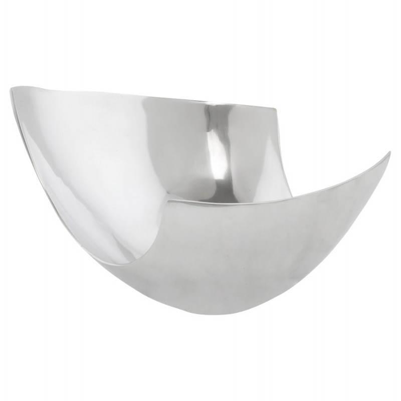 Cesto BOL multifunzione in alluminio (alluminio)