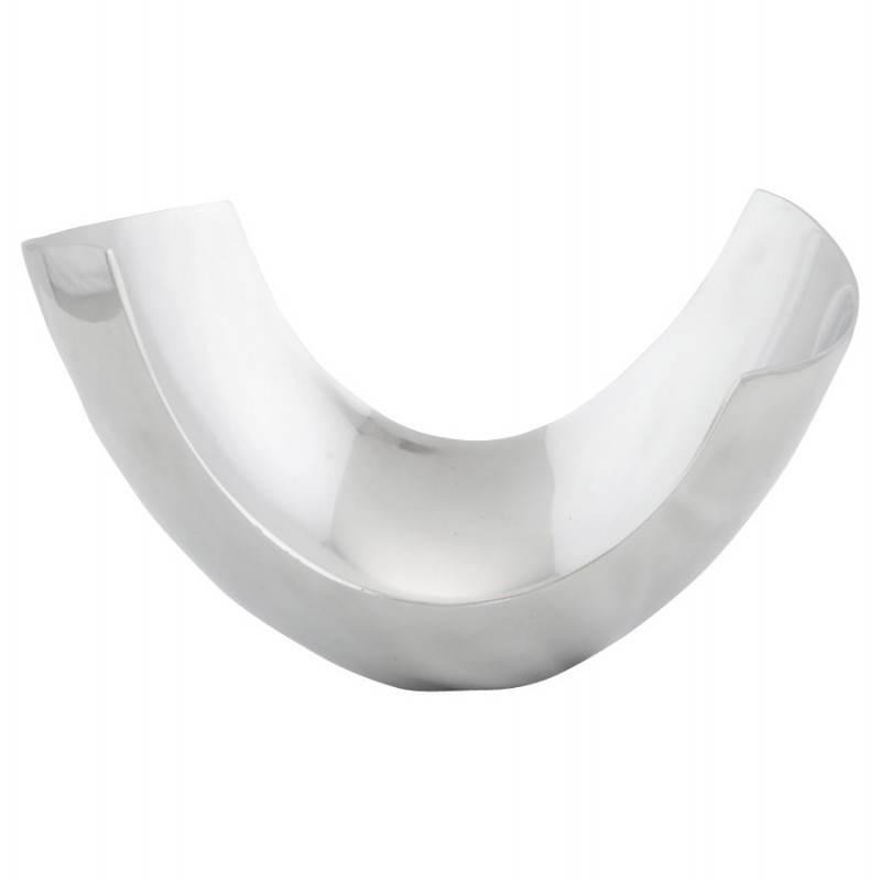 Corbeille multifonctions BOL en aluminium (aluminium) - image 20034