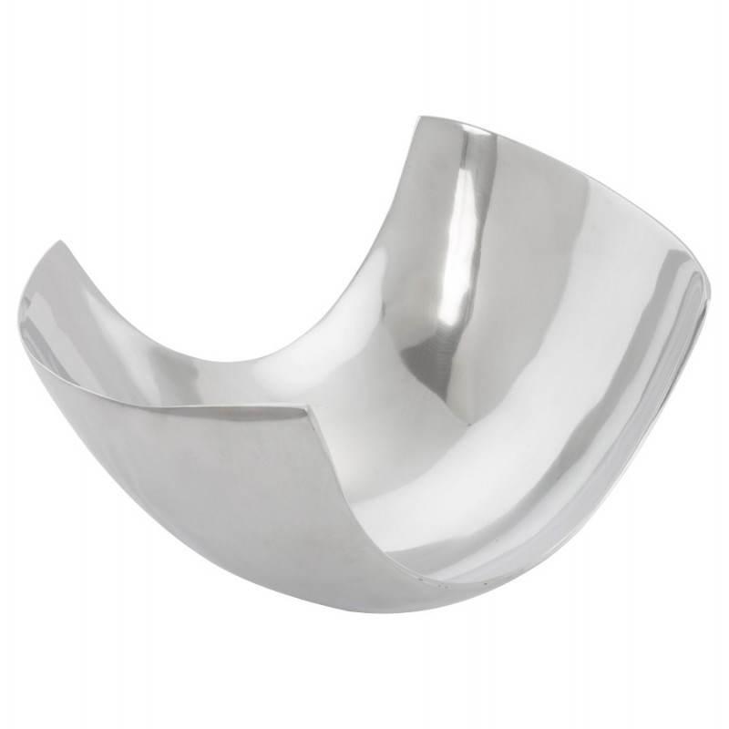 Corbeille multifonctions BOL en aluminium (aluminium) - image 20037
