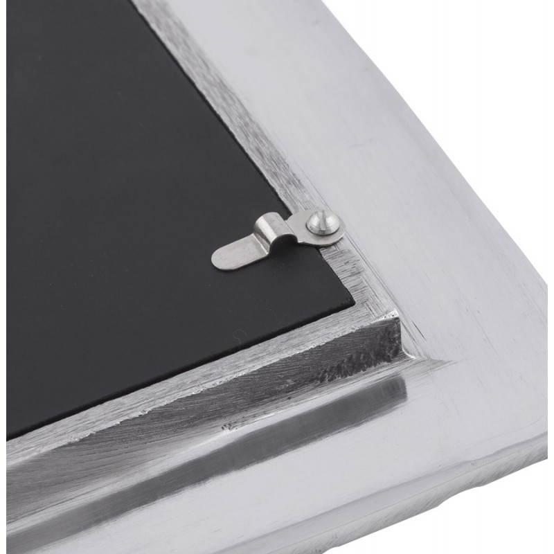 Photo frame small-format sheet aluminium (aluminum) - image 20047