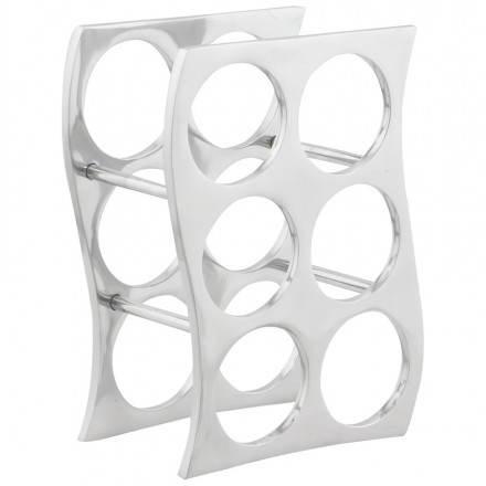 Tür-Flaschen HOLES aus Aluminium (Aluminium)