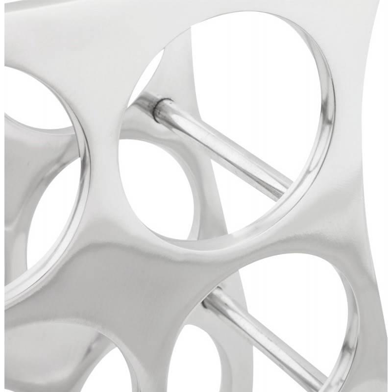 Porta bottiglie HOLES in alluminio (alluminio) - image 20063