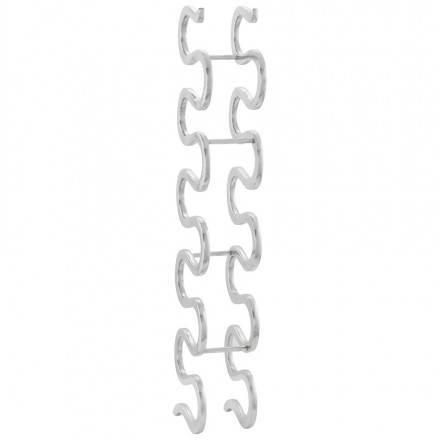 Tür-Flaschen VAGUE Alu (Aluminium)