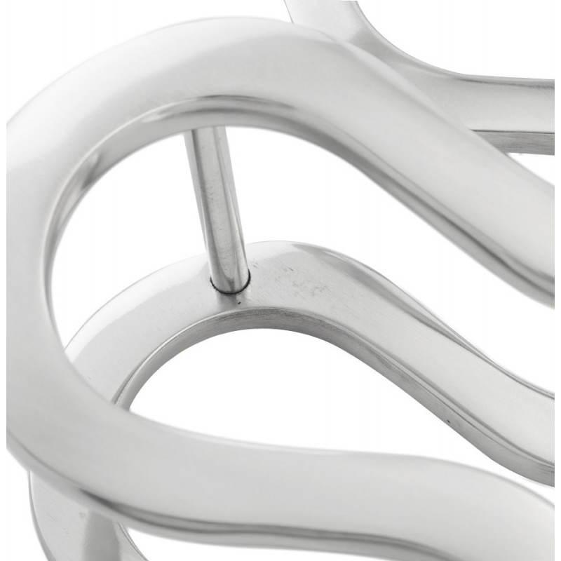 Alluminio di porta bottiglie VAGUE (alluminio) - image 20109