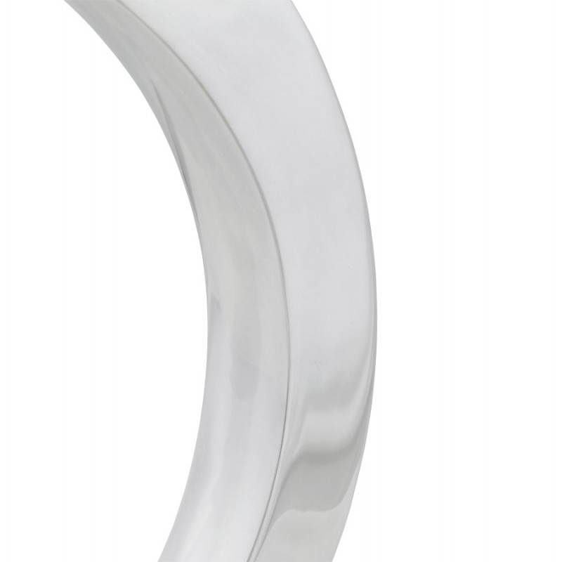 Original vase FLORERO in polished aluminium (aluminum) - image 20177