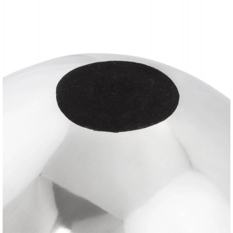 Corbeille multifonctions BOUEE en aluminium poli (aluminium) - image 20282