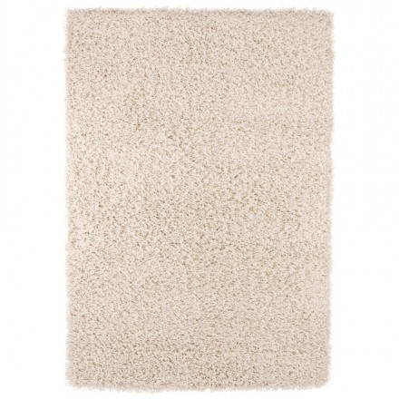 Tapis contemporain et design MIKE rectangulaire (290 X 200) (crème)