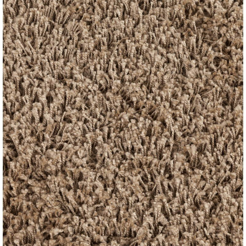 Contemporary rugs and design model large round MIKE (Ø 200 cm) (Brown) - image 20368