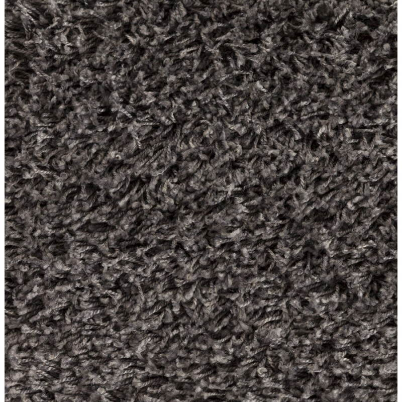 Contemporary rugs and design MIKE round small model (Ø 160 cm) (grey) - image 20380