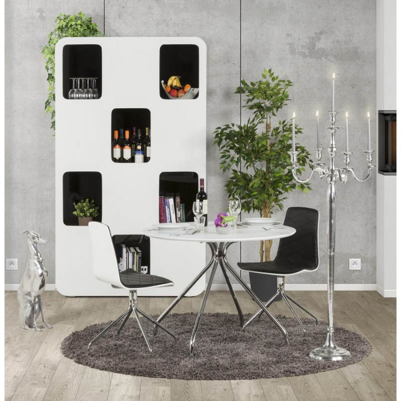 tapis contemporain et design mike rond petit mod le 160. Black Bedroom Furniture Sets. Home Design Ideas