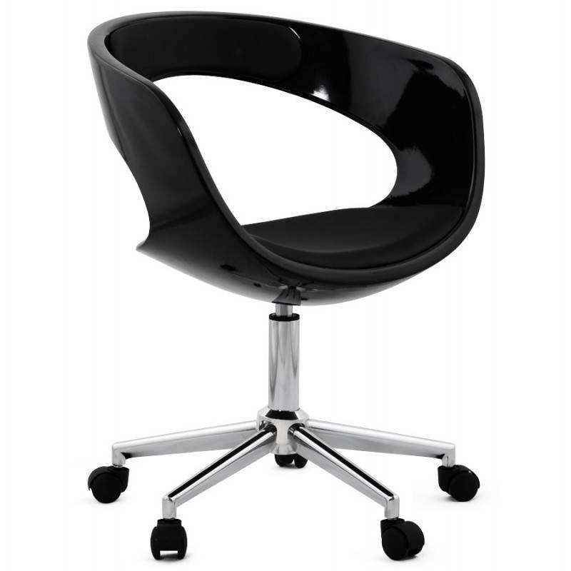 RAMOS rotating sphere office chair (black) - image 20597