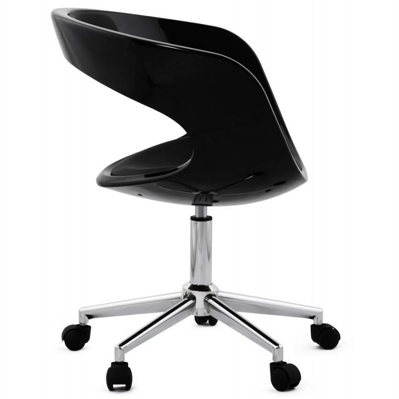 RAMOS rotating sphere office chair (black) - image 20599