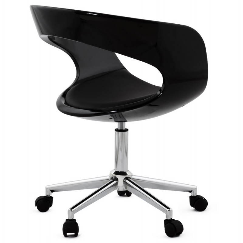 RAMOS rotating sphere office chair (black) - image 20600