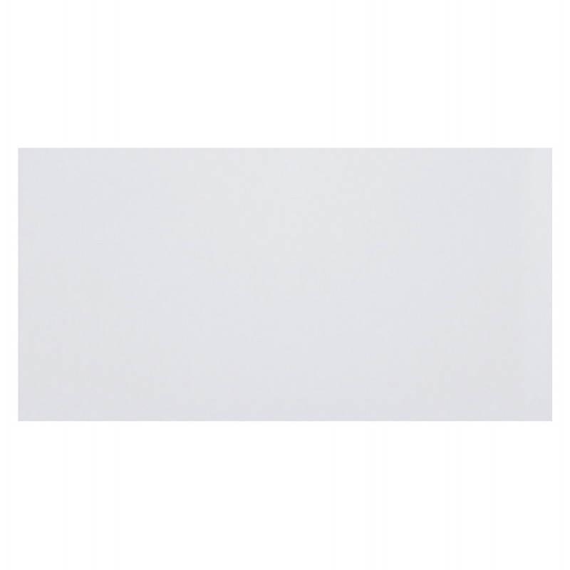 Plateau de table GRENADINE en bois (140cmX70cmX3cm) (blanc) - image 20978