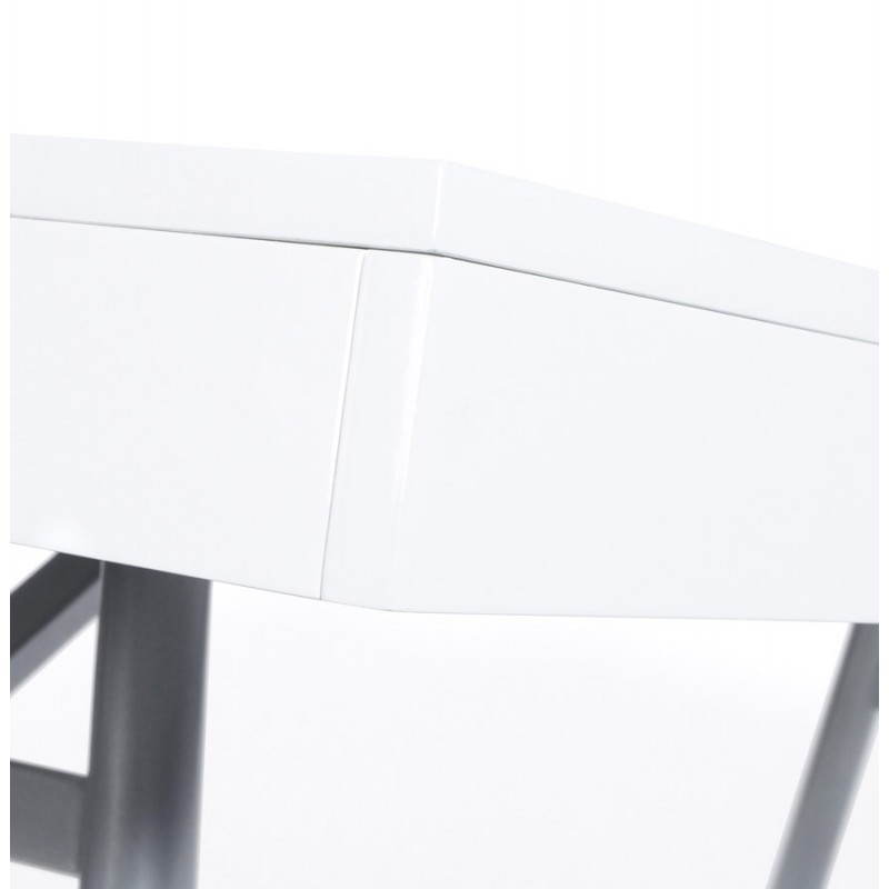 Design office Palau in lacquered wood and painted metal (white) - image 21016
