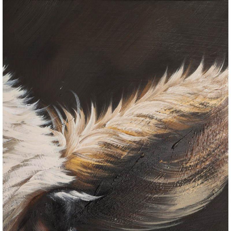 Mucca di tela decorativa  - image 21640