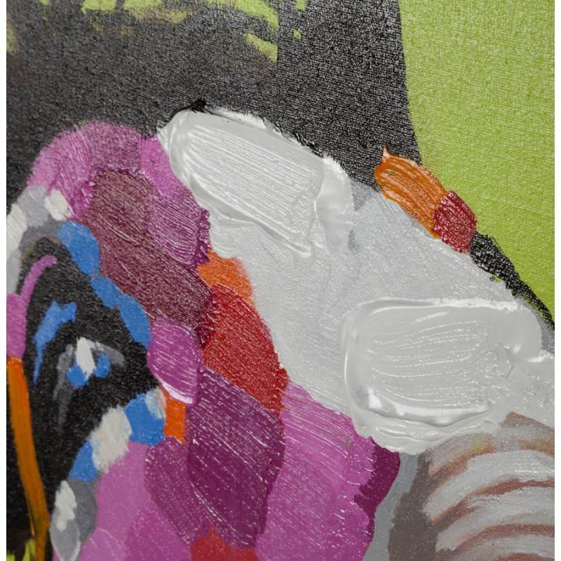 Caballo de lona decorativa  - image 21652